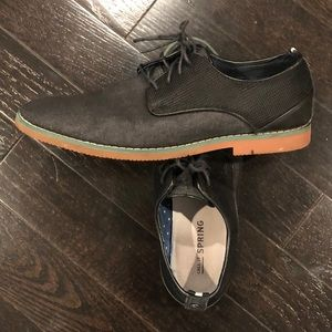 Call It Spring Oxford Shoes (Black, Sz 11)